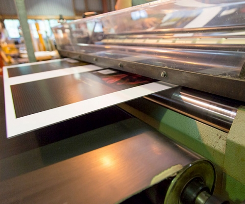 Litho Laminating